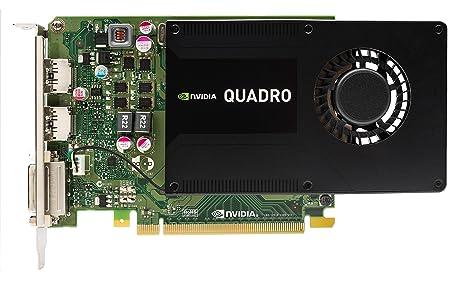 HP J3G88AA NVIDIA Quadro K2200 4GB - Tarjeta gráfica (NVIDIA, Quadro K2200, 4096 x 2160 Pixeles, 4 GB, GDDR5-SDRAM, 128 Bit)