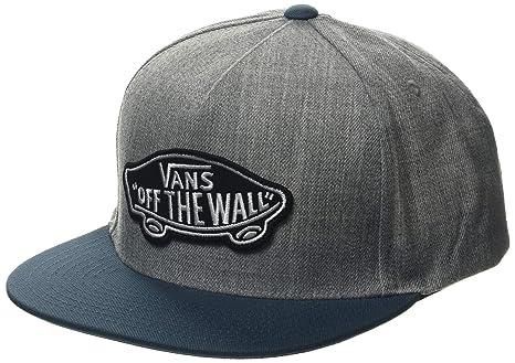 Vans Classic Patch Snapback Gorra de béisbol para Hombre: Amazon ...