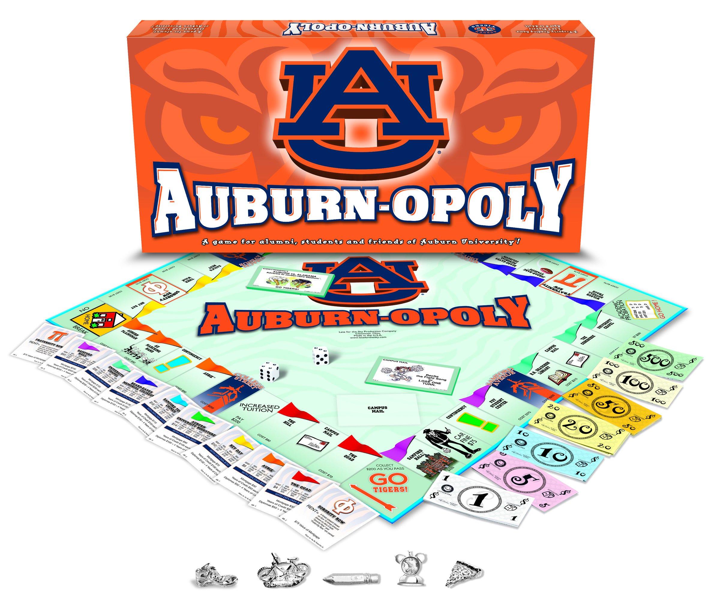 Auburn University - Auburnopoly