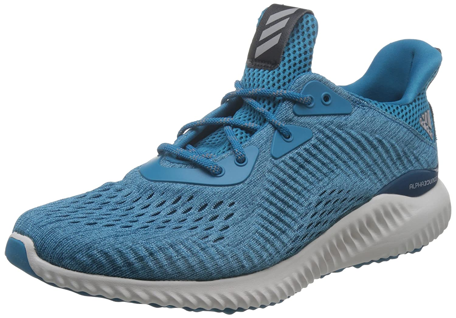 adidas Men's Alphabounce Em Trainers Mystery Two Night B07DB3YCLW 7.5 M UK|Blue