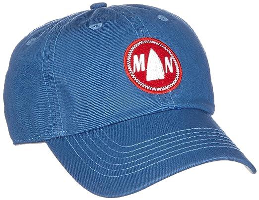 new style 2f8b2 84a66 Murphy & Nye Men's Cap Blue One Size: Amazon.co.uk: Clothing