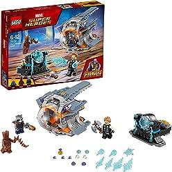LEGO Super Heroes - Aventura Tras el Arma de Thor (76102)