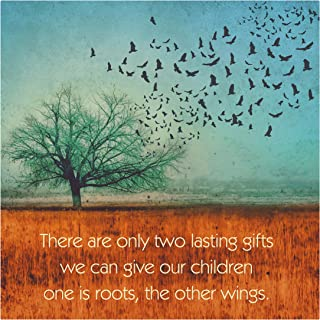 product image for Next Innovations Motivational Wall Art Two Lasting Gifts Wall Decor Panel