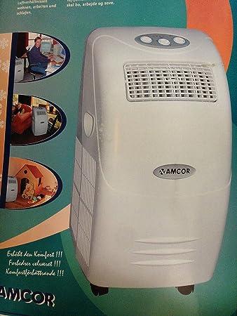 Amc Küchen amcor klima anlage amc 7200 m neuwertig mobile klimaanlage amazon