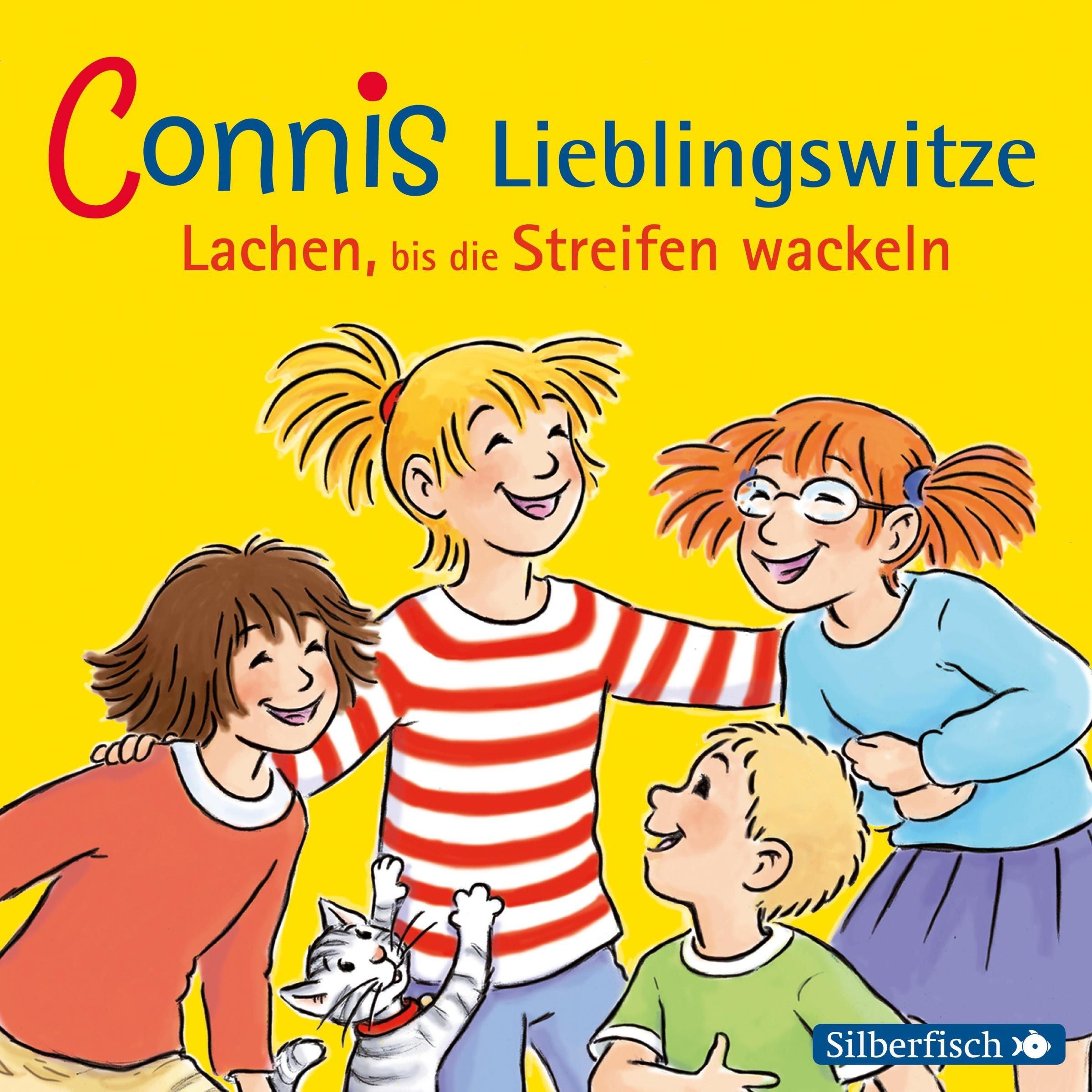Connis Lieblingswitze: Lachen, bis die Streifen wackeln: 1 CD