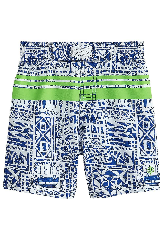 Baby Boys Island Swim Trunks Coolibar UPF 50 Sun Protective