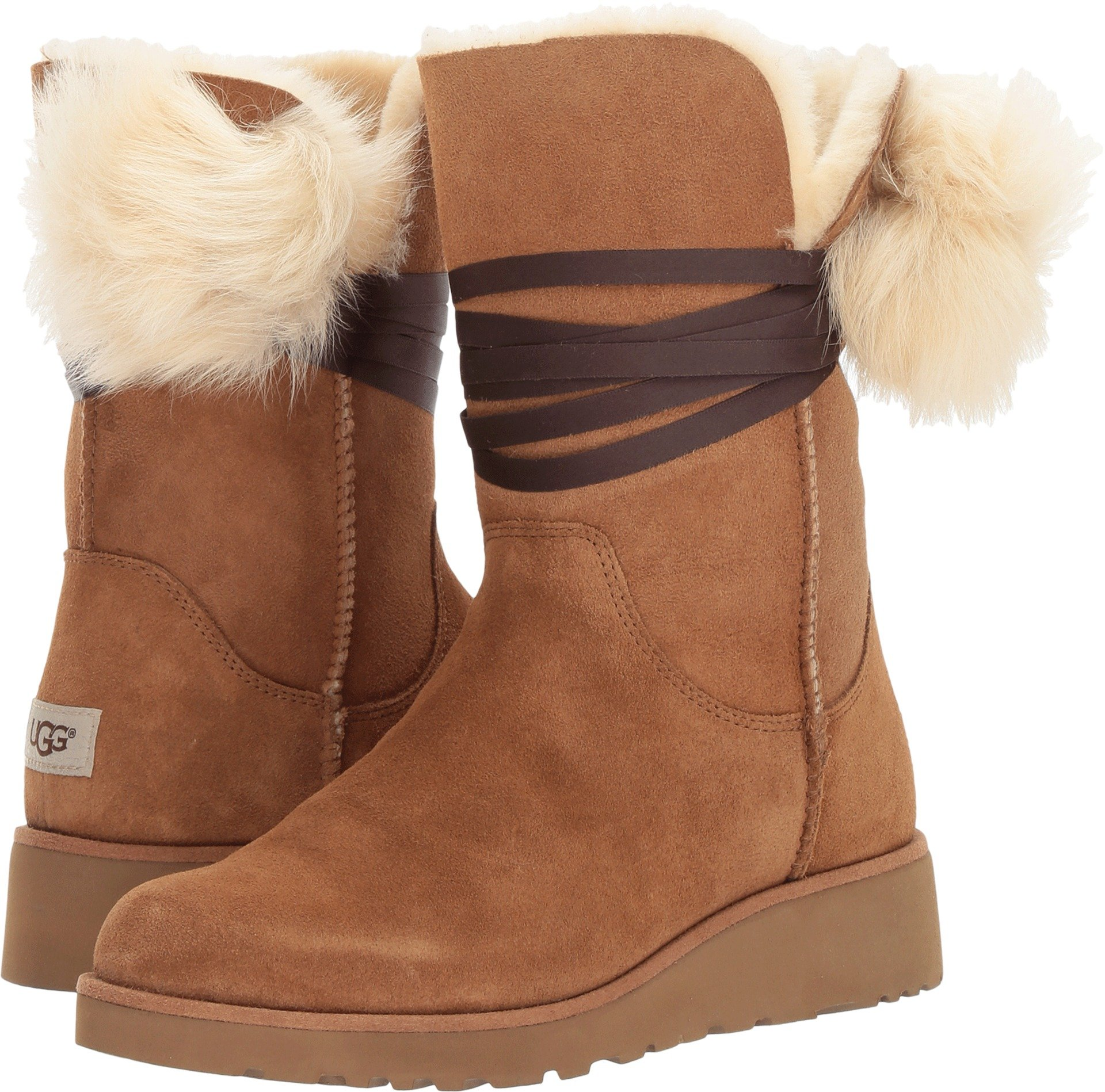 UGG Womens Brita Boot Chestnut Size 6.5 by UGG