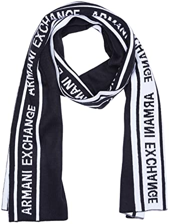 ec735382c1f2 Armani Exchange Cold Weather Scarf