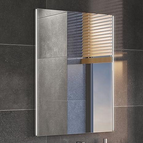 soak Specchio per Bagno con Illuminazione a LED, Design Moderno ...
