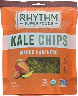 product image for Rhythm Superfoods Chip Kale Mango Habanero Organic, 2 oz