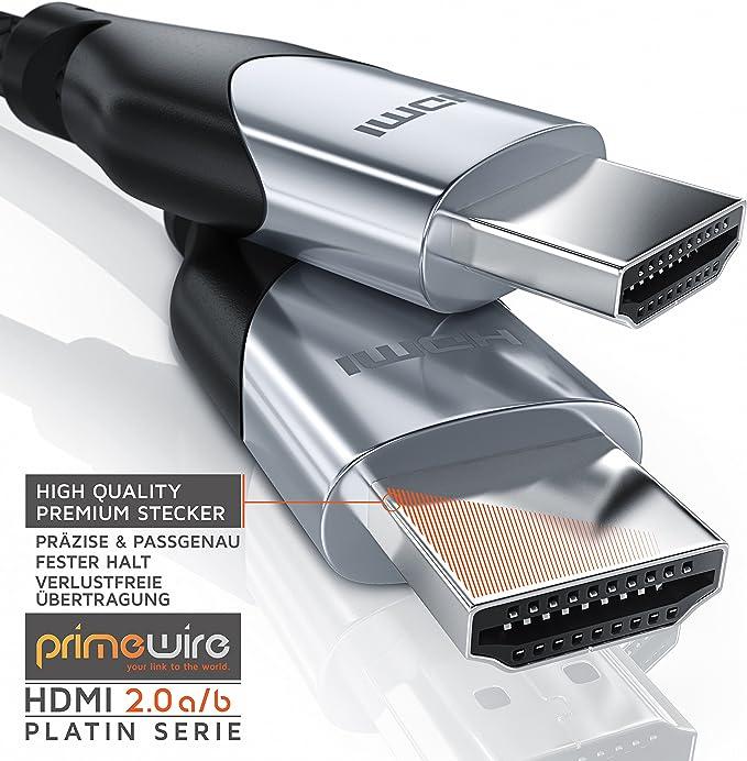Csl 10m Hdmi Kabel 2 0b Ultra Hd 4k 60hz Gbit S Elektronik