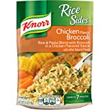 Knorr Rice Sides Rice Sides Dish, Chicken Broccoli 5.5 oz