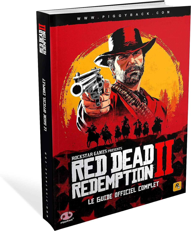 Red Dead Redemption 2 : Le Guide Officiel Complet - Edition ...