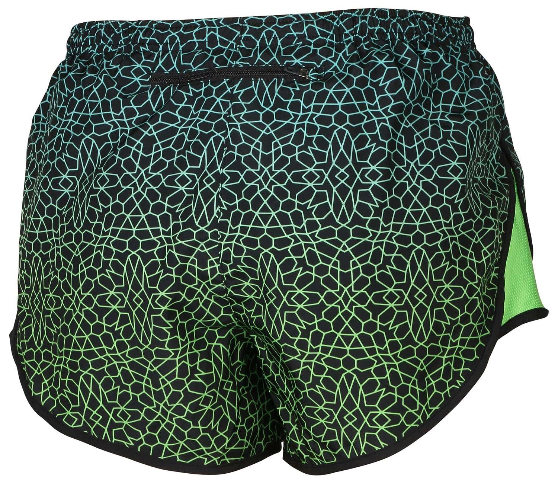 118d183d8b3 Amazon.com: Nike Women's Starglass Printed Dri-Fit Tempo Shorts ...