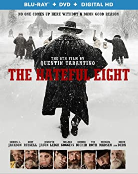 The Hateful Eight on Blu-ray