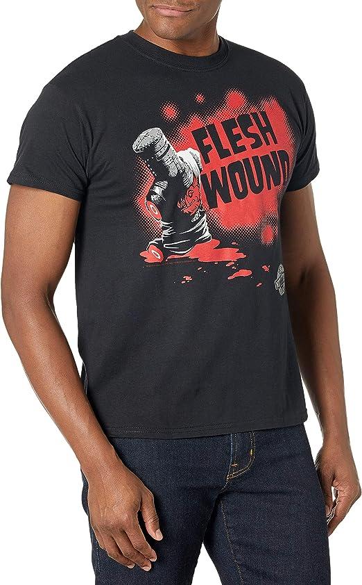Monty Python T Shirt Spam Egg Sausauge and Spam Logo Nue offiziell Herren