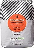 AmazonFresh Colombia Ground Coffee, Medium Roast, 32 Ounce