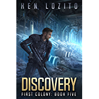 Discovery (First Colony Book 5) (English Edition)