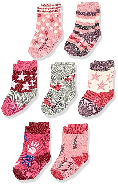 Sterntaler Baby-Mädchen Socken 8421753