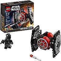 LEGO Juego de Construcción Star Wars Microfighter, Caza Tie de la Primera Orden (75194)