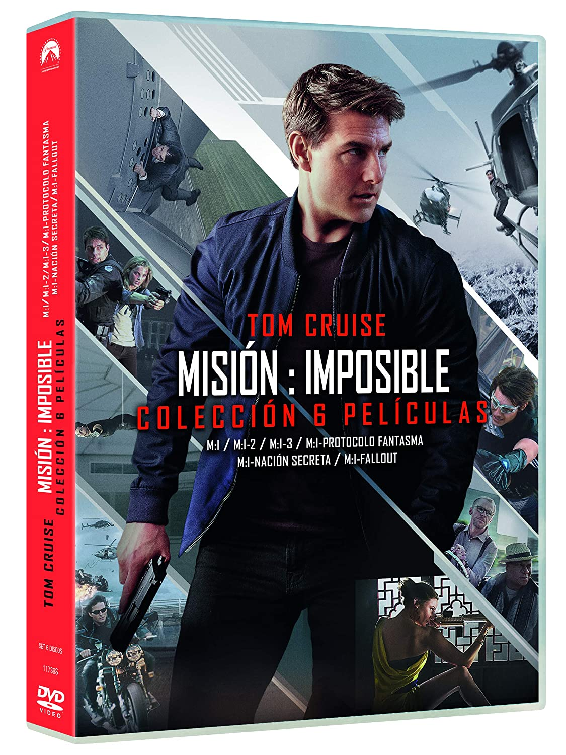 Pack: Misión Imposible - Temporadas 1-6 [DVD]
