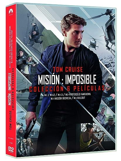 Pack: Misión Imposible - Temporadas 1-6 [DVD]: Amazon.es: Tom ...
