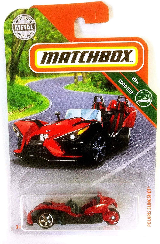 2019 MATCHBOX Polaris Slingshot   MBX ROAD TRIP