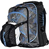 Sportube Overheader Padded Gear and Boot Carry on Backpack Camo