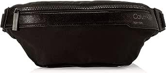 Calvin Klein Waistbag, Bolsa DE Cintura para Hombre, Talla única
