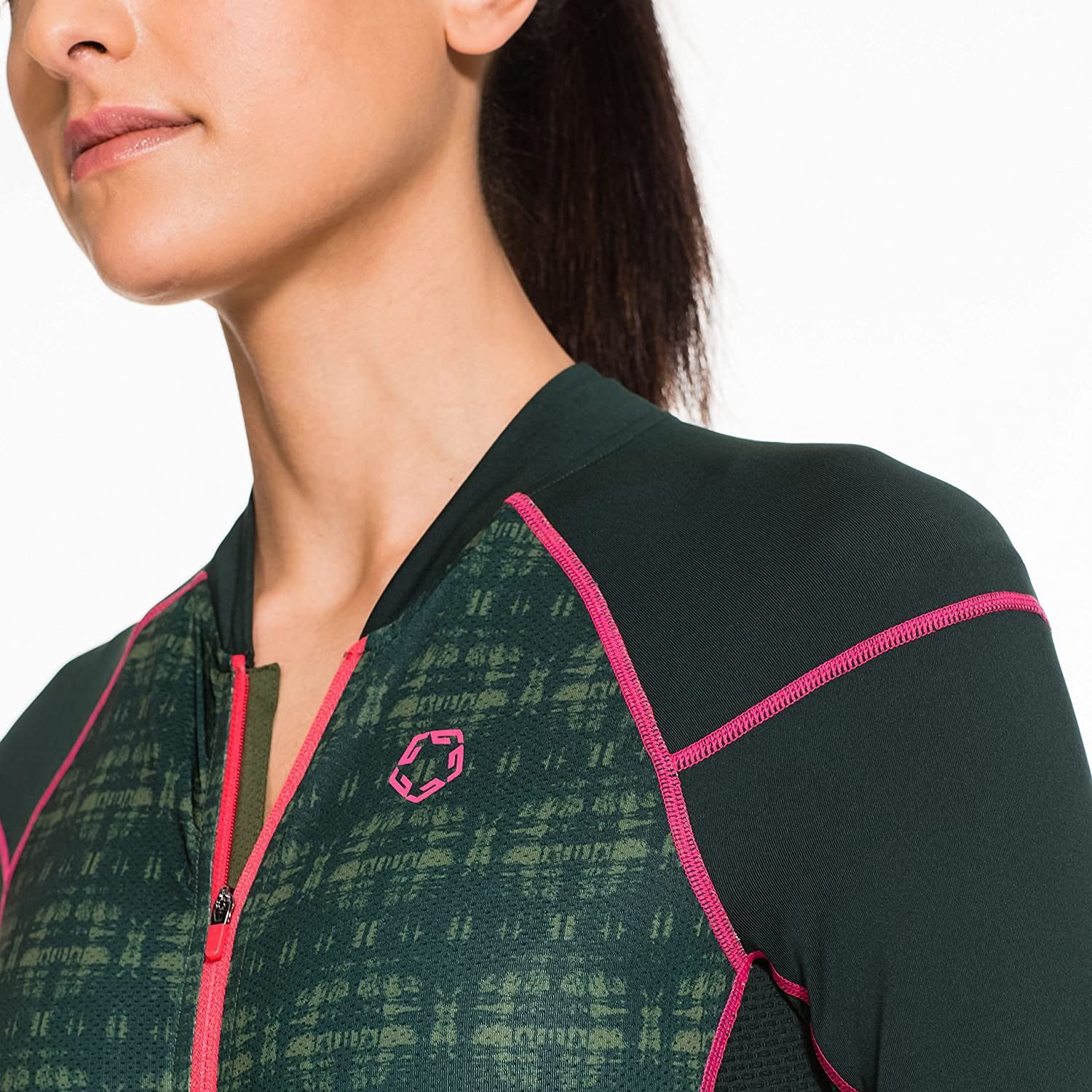 Gregster BIA Womens Cycling Jersey 12898 Womens