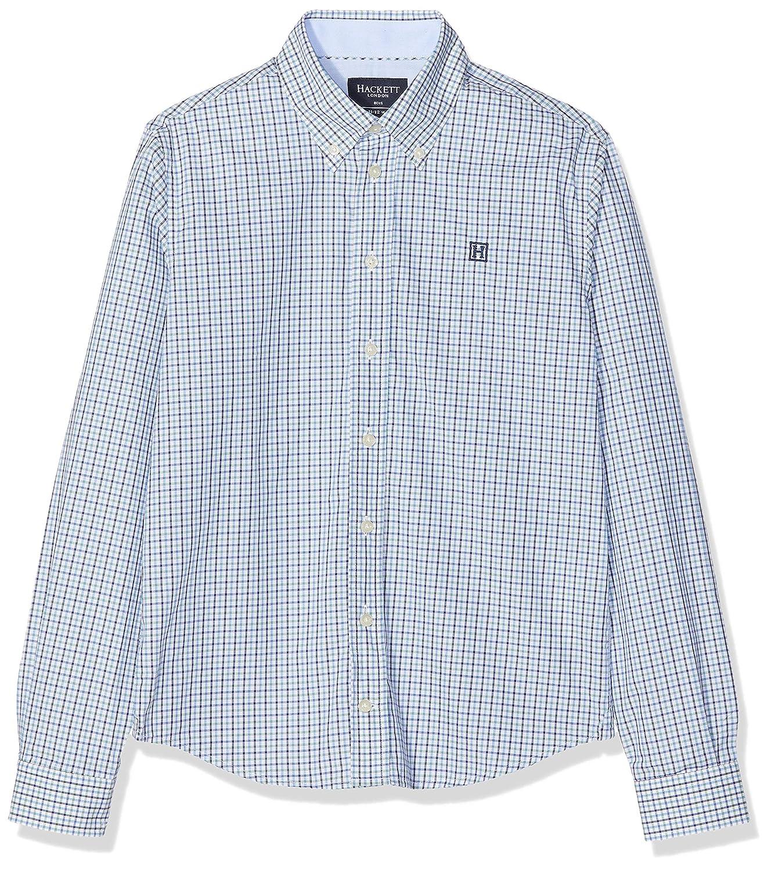 Hackett London Boy's Three Col Chk Shir Shirt HK301350
