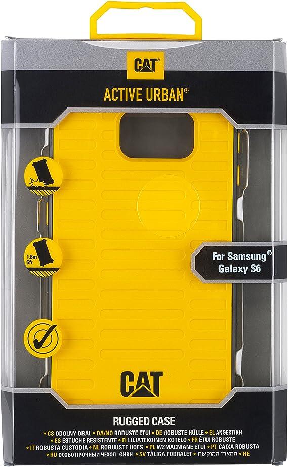 CAT Caterpillar Active Urban Carcasa con Enganche Trasero para iPhone 6 de iPhone 6 4.7 Pulgadas: Amazon.es: Electrónica