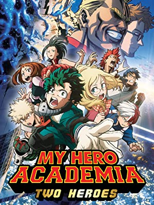 705ad004189d Amazon.com  Watch My Hero Academia  Two Heroes