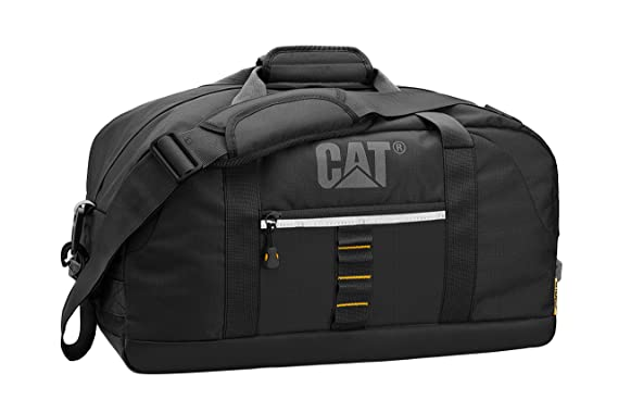 Caterpillar Cat Active Urban Sac de Sport, 32 L 50 cm (Noir