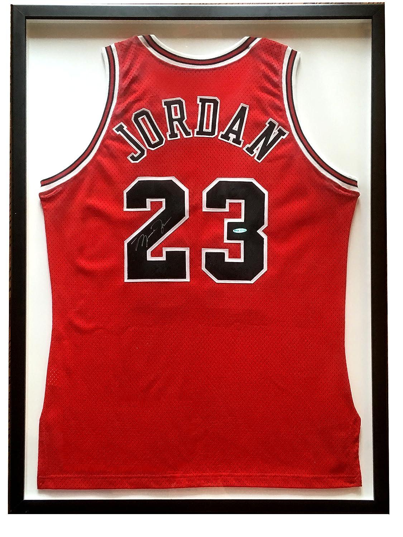 b0b9d9cc15c948 Michael Jordan signed Bulls  23 basketball jersey vintage autograph UDA COA  at Amazon s Sports Collectibles Store