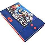 Disney & Marvel Pencil Box In Princess, Cinderella, Spider Man & Avengers Characters
