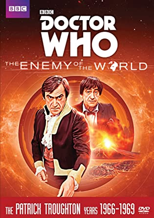 Amazon com: Doctor Who: The Enemy of the World: Patrick