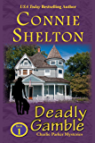 Deadly Gamble: A Girl and Her Dog Cozy Mystery (Charlie Parker Mystery Book 1) (English Edition)