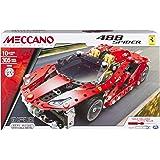 Meccano - 6028974 - Jeu de Construction - Ferrari 488 Spider