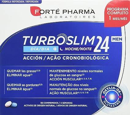 TURBOSLIM CRONOACTIVE FORTE MEN 28 COMP