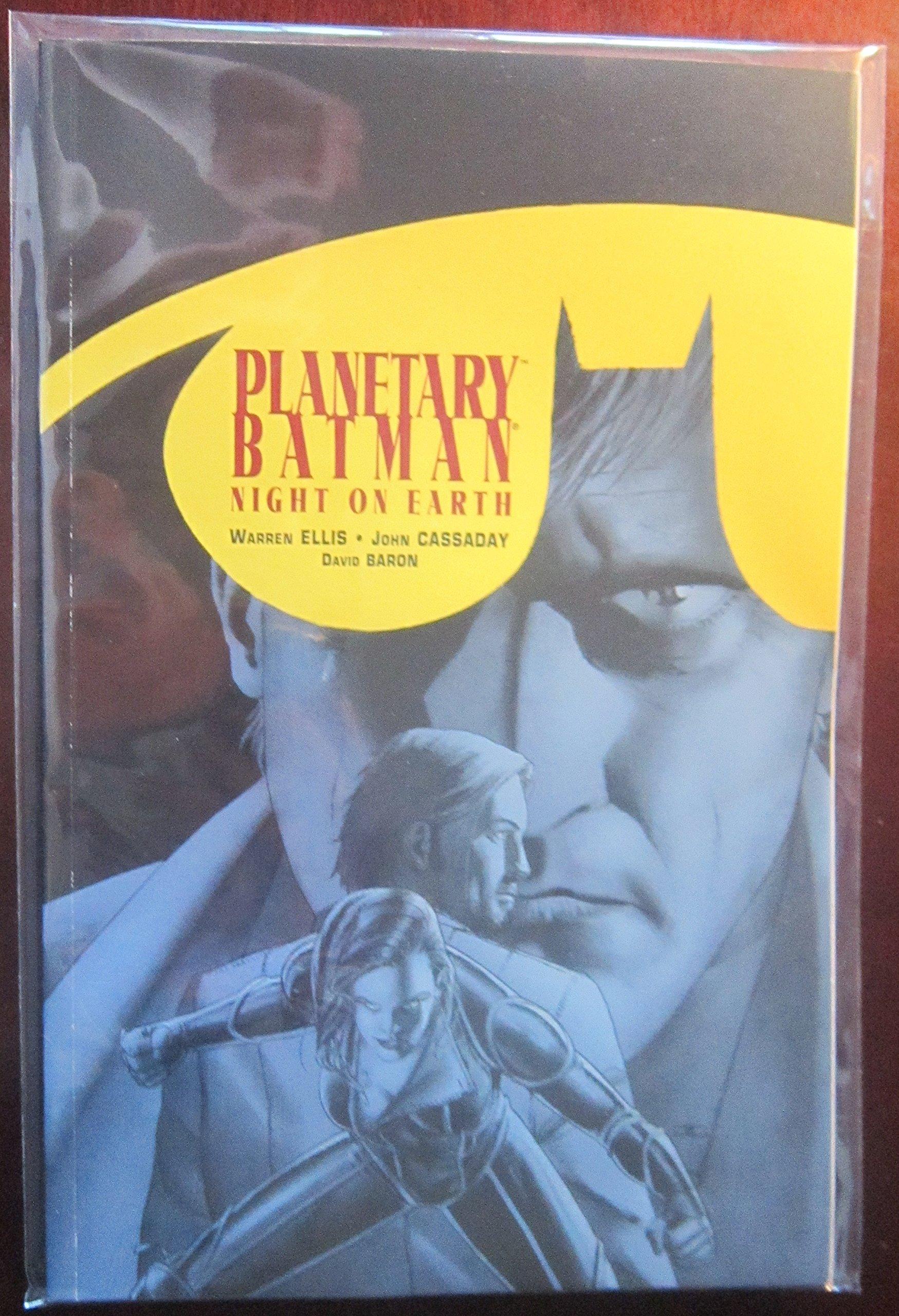 Planetary #1 Batman pdf epub
