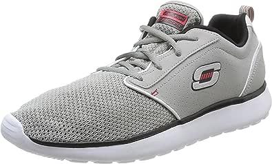 Skechers Counterpart - Zapatillas de Deporte para Hombre: Amazon.es: Zapatos y complementos