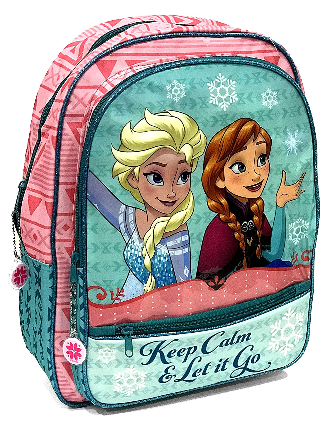 Mochila Frozen Disney adaptable cm