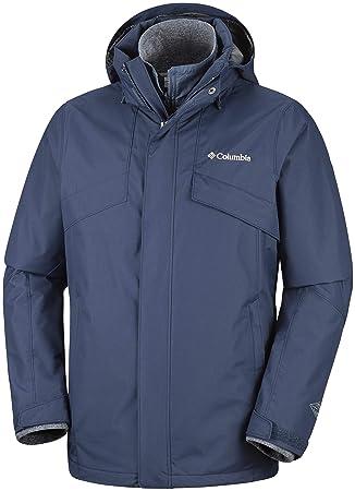 Columbia Bugaboo II Fleece Interchange Jacket Chaqueta Impermeable, Nailon, Hombre: Amazon.es: Deportes y aire libre