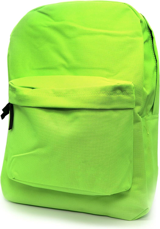 Emraw School Backpack Rucksack with Adjustable Straps Fashion Bag