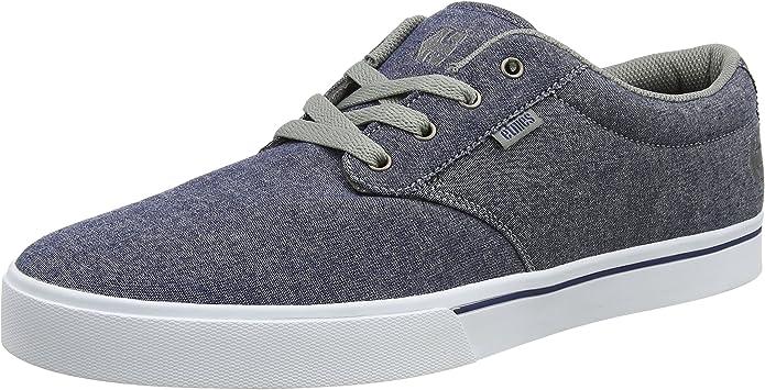 Etnies Jameson 2 Eco Sneakers Skateboardschuhe Marineblau/Grau/Weiß