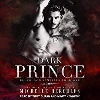 Dark Prince: Blueblood Vampires Series, Book 1