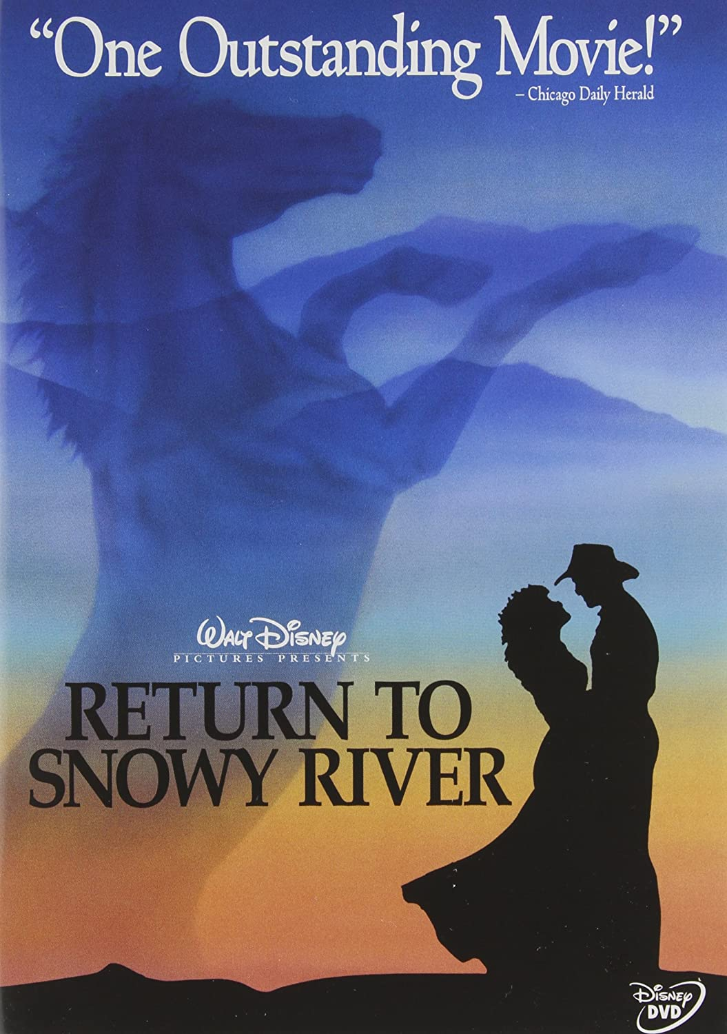 Return To Snowy River Tom Burlinson Sigrid Thornton Brian Dennehy Nicholas Eadie