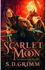 Scarlet Moon (Children of the Blood Moon) Paperback