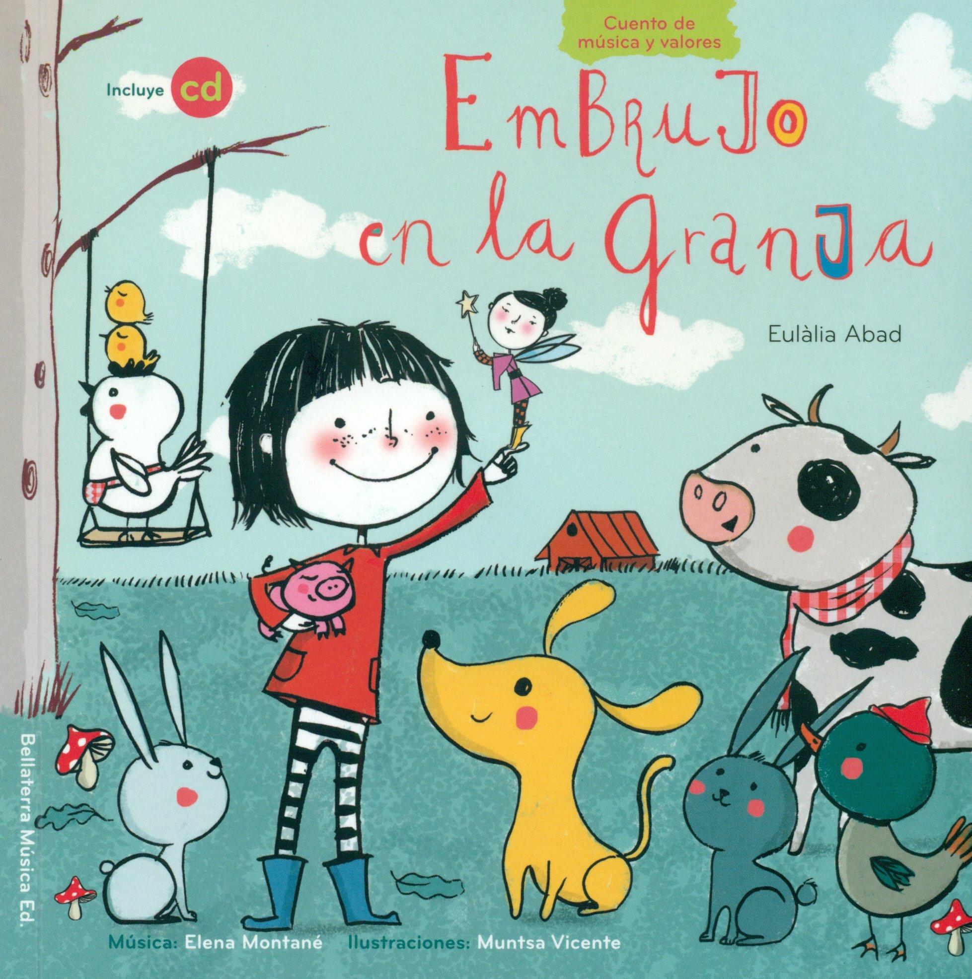 Download EMBRUJO EN LA GRANJA + CD ebook